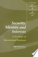 Security Identity And Interests