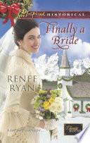 Finally a Bride