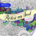 Restore My Soul