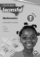 Books - Oxford Successful Mathematics Grade 1 Teachers Guide   ISBN 9780199054640