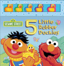 Sesame Street  5 Little Rubber Duckies