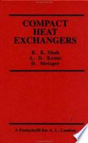 Compact heat exchangers a festschrift for al london alexander compact heat exchangers a festschrift for al london fandeluxe Image collections
