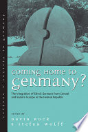 Coming Home To Germany