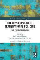 The Development of Transnational Policing