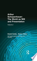 Arthur Schopenhauer  The World as Will and Presentation
