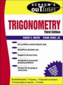 Schaum s Outline of Theory and Problems of Trigonometry