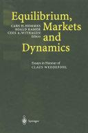 Equilibrium, Markets and Dynamics Pdf/ePub eBook