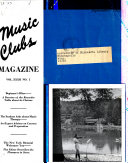 Music Clubs Magazine