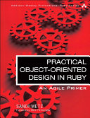 Practical Object-Oriented Design in Ruby: An Agile Primer - Seite iv