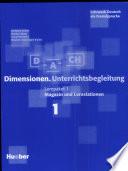 Dimensionen[lernpaket] 1