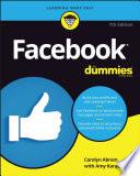 """""""Facebook For Dummies"""" by Carolyn Abram, Amy Karasavas"""