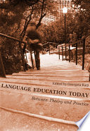 Language Education Today