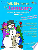 Daily Discoveries for JANUARY