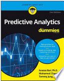 Predictive Analytics For Dummies Book