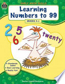 Learning Numbers to 99, Grade K-1