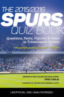 The 2015 2016 Spurs Quiz and Fact Book