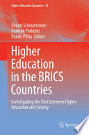 Higher Education in the BRICS Countries