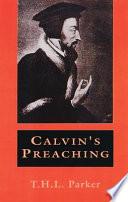 Calvin s Preaching