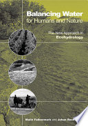 Balancing Water for Humans and Nature Book
