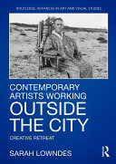 Contemporary Artists Working Outside the City Book