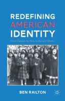 Redefining American Identity Pdf/ePub eBook