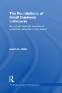Pdf The Foundations of Small Business Enterprise Telecharger