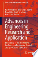 Advances in Engineering Research and Application Book