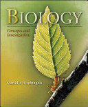 Looseleaf for Biology  Concepts and Investigations