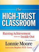 The High Trust Classroom Book