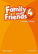 Family and Friends  4  Teacher s Book