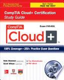 Comptia Cloud Certification Study Guide Exam Cv0 001