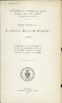 Pdf Forest Products 1908