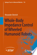 Whole Body Impedance Control Of Wheeled Humanoid Robots