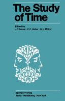 The Study of Time Pdf/ePub eBook