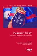 Cover of Indigenous Politics
