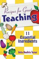 Pdf Recipe for Great Teaching