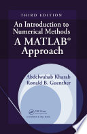 An Introduction To Numerical Methods Book PDF