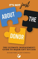 It s Not JUST About the Donor Book PDF