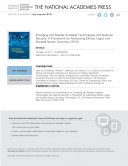 Pdf Emerging and Readily Available Technologies and National Security Telecharger