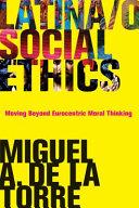 Latina o Social Ethics Book PDF