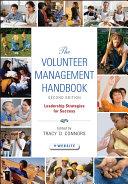 The Volunteer Management Handbook [Pdf/ePub] eBook