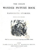 The child s wonder picture book of favourite stories  in verse