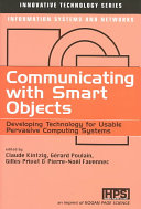 Communicating with Smart Objects