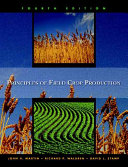 Principles of Field Crop Production Book