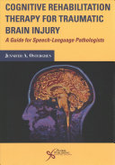 Cognitive Rehabilitation Therapy For Traumatic Brain Injury Book PDF