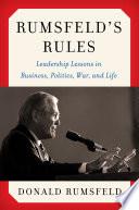 Rumsfeld s Rules
