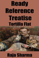 Ready Reference Treatise: Tortilla Flat