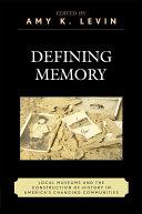 Defining Memory [Pdf/ePub] eBook