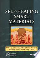Self Healing Smart Materials Book