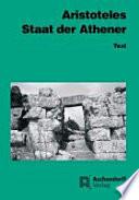 Staat der Athener  : Text
